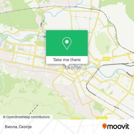 Виола map