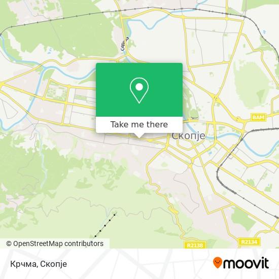 Крчма map