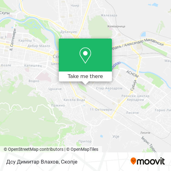 Дсу Димитар Влахов map