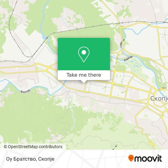 Оу Братство map