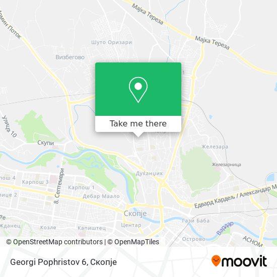 Georgi Pophristov 6 map