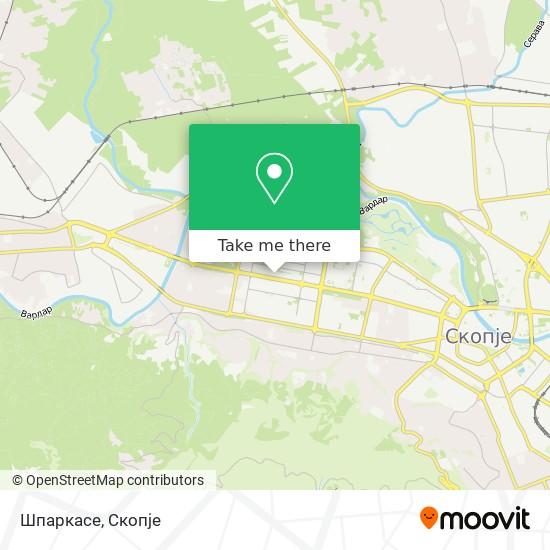 Sparkase map