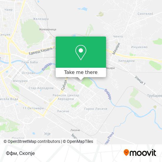 Ффм map