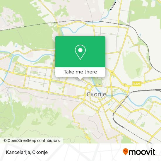 Kancelarija map