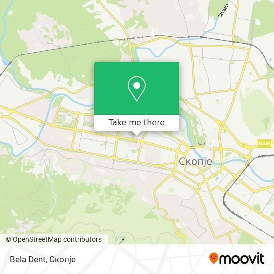 Bela Dent map