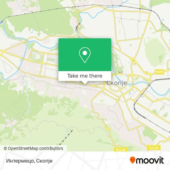 Интермецо map