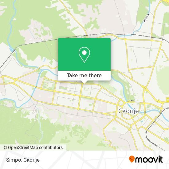 Simpo map