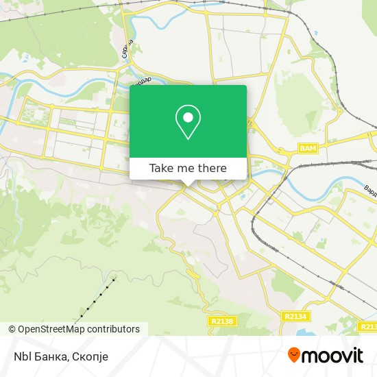 Тутунска Банка map