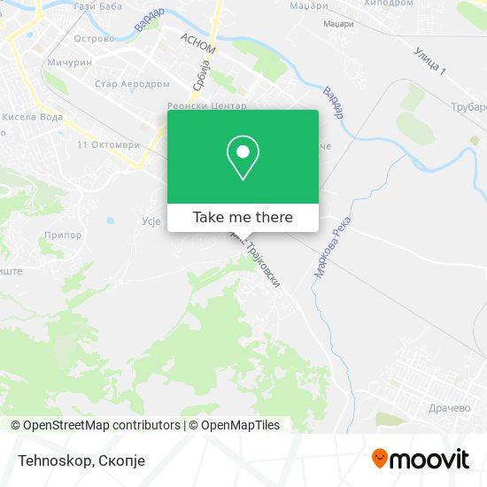 Tehnoskop map
