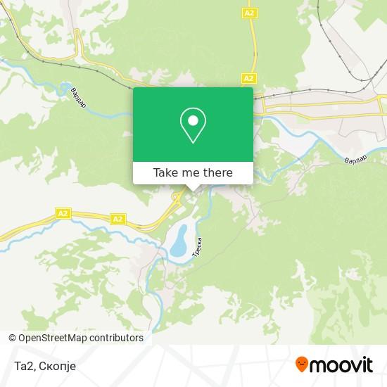 Ta2 map