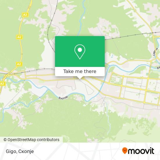 Gigo map