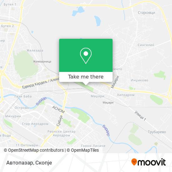 Автопазар map