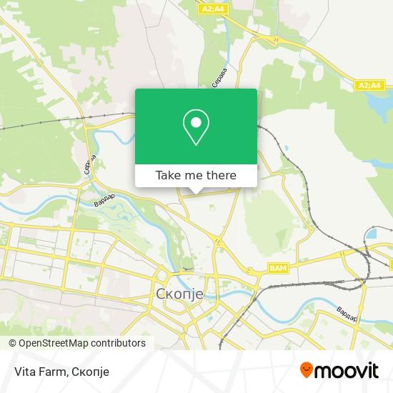 Vita Farm map
