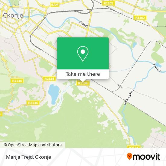 Marija Trejd map