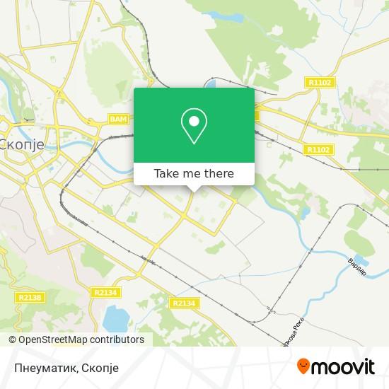 Пнеуматик map