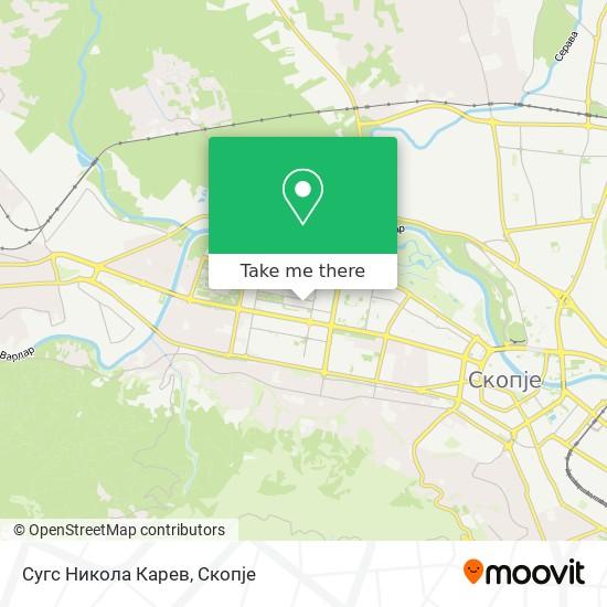 Сугс Никола Карев map