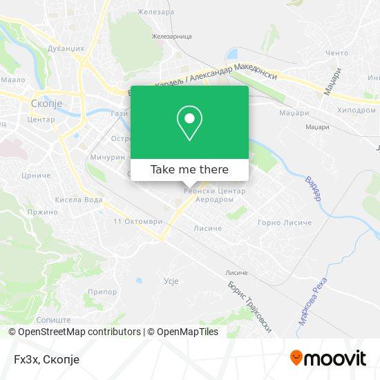 Fx3x map
