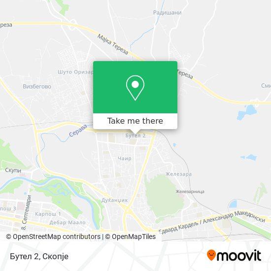 Бутел 2 map