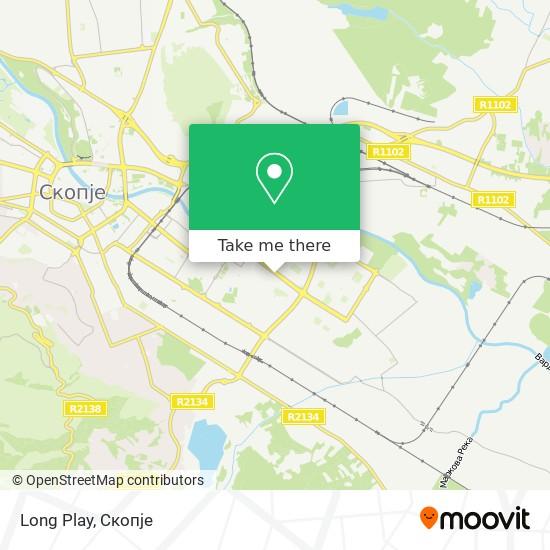 Long Play map