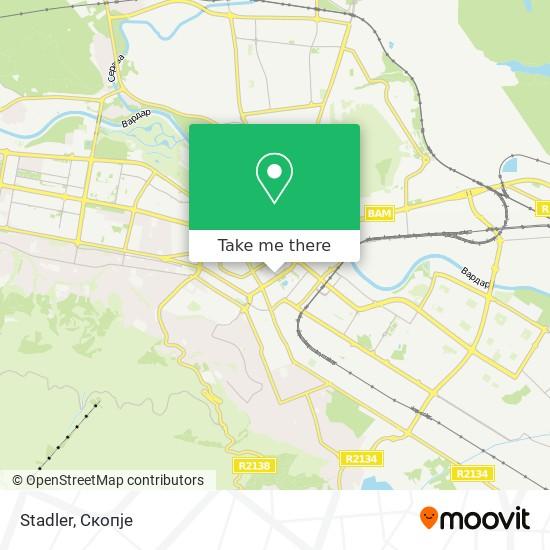 Stadler map