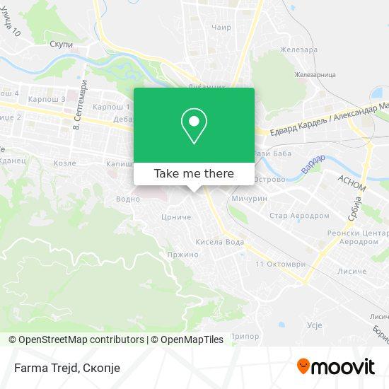 Farma Trejd map