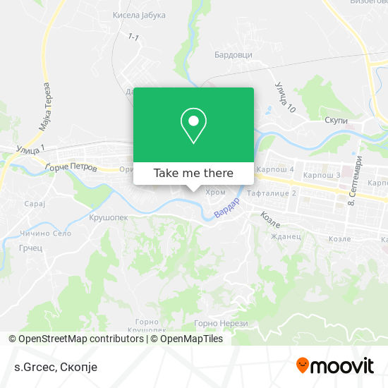 s.Grcec map