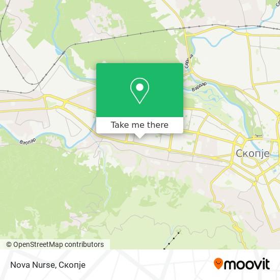Nova Nurse map