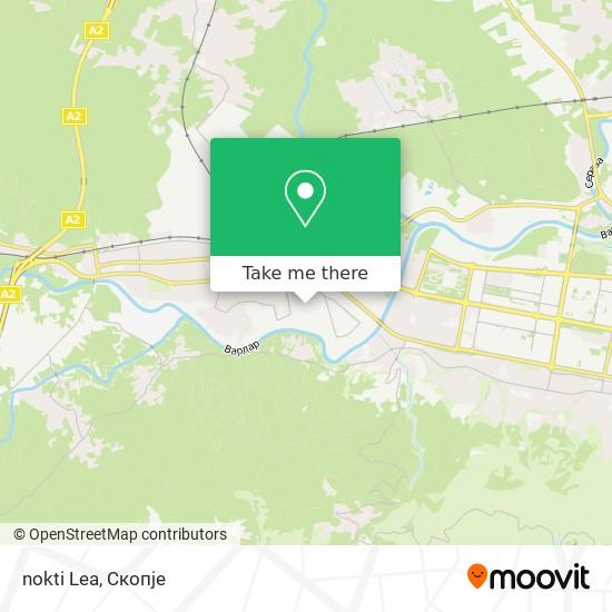 nokti Lea map