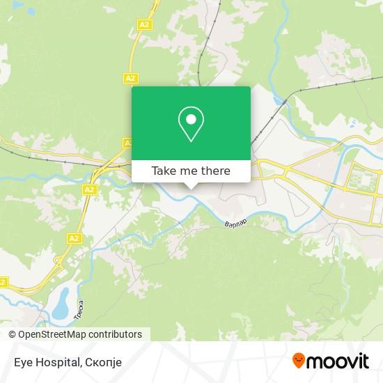 Eye Hospital map