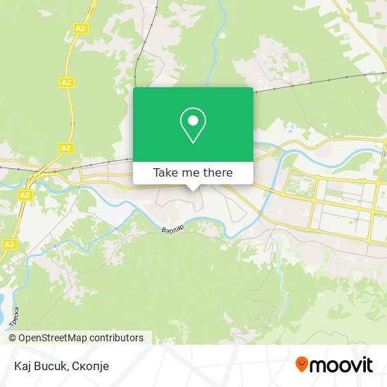 Kaj Bucuk map