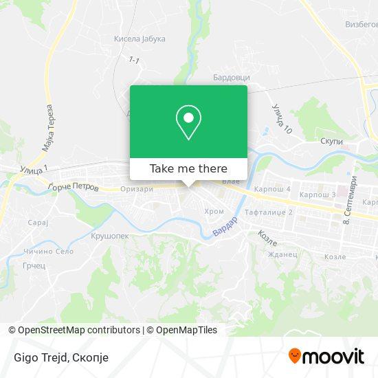 Gigo Trejd map