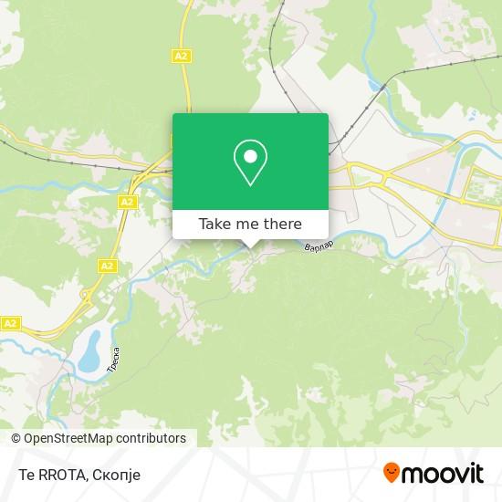 Te RROTA map