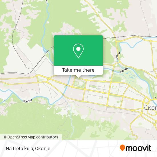 Na treta kula map
