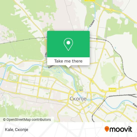 Kale map