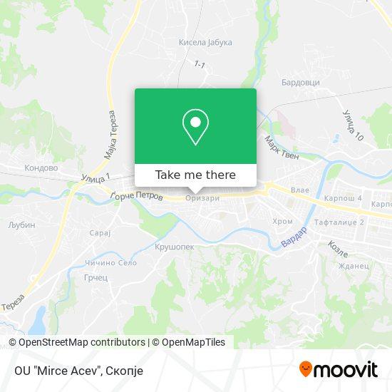 """OU """"Mirce Acev"""" map"""