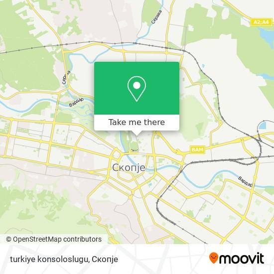 turkiye konsoloslugu map