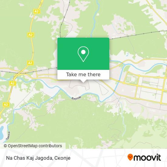 Na Chas Kaj Jagoda map