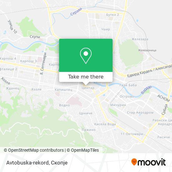 Avtobuska-rekord map