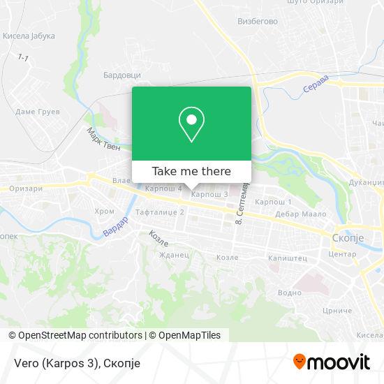 Vero (Karpos 3) map