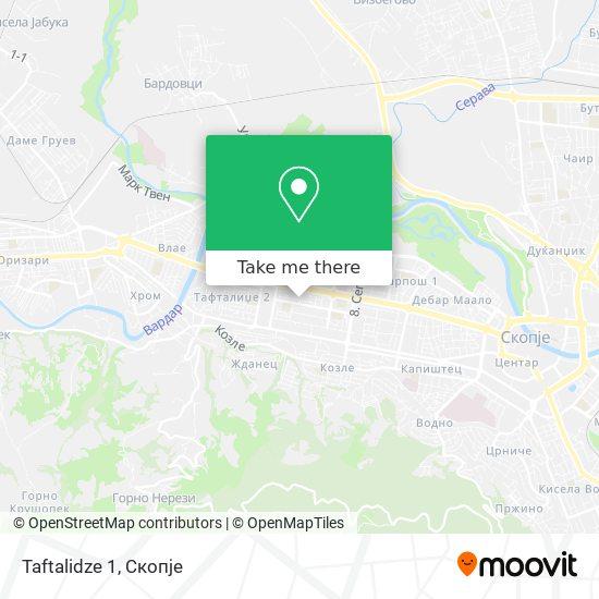 Taftalidze 1 map