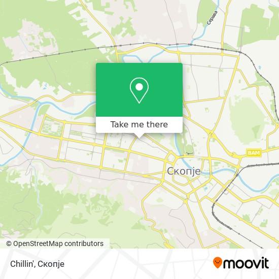 Chillin' map
