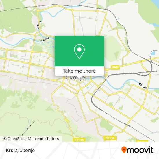 Krs 2 map