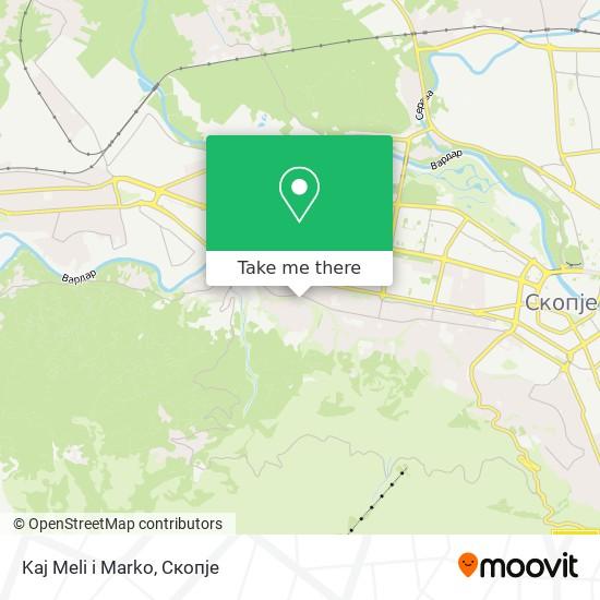 Kaj Meli i Marko map