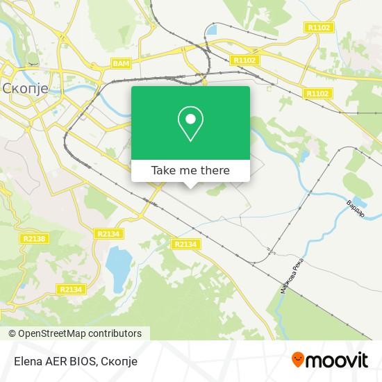 Elena AER BIOS map