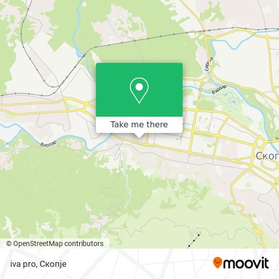 iva pro map