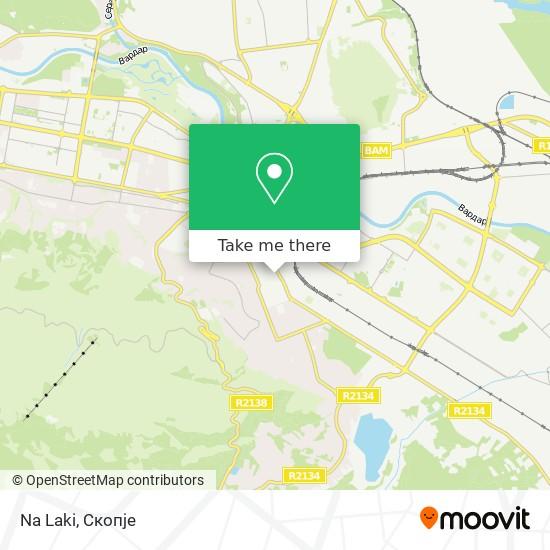 Na Laki map