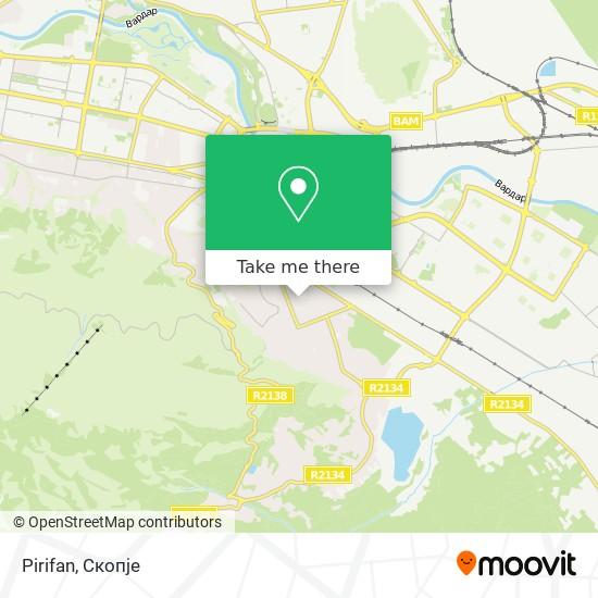 Pirifan map