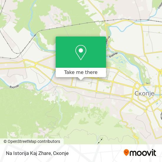 Na Istorija Kaj Zhare map