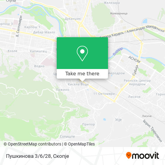 Пушкинова 3/6/28 map