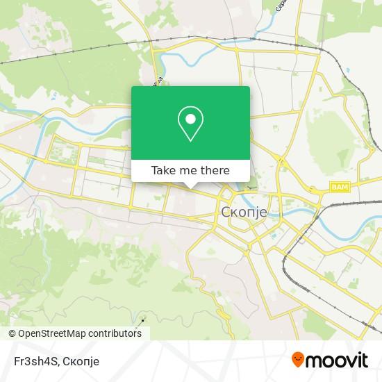 Fr3sh4S map